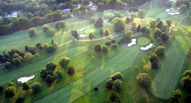 Cascade Hills Country Club, Grand Rapid Michigan