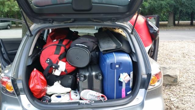 Denna Mazda 3 kommer alltid ha en speciell plats i mitt hjärta! Vilken bil!! :)